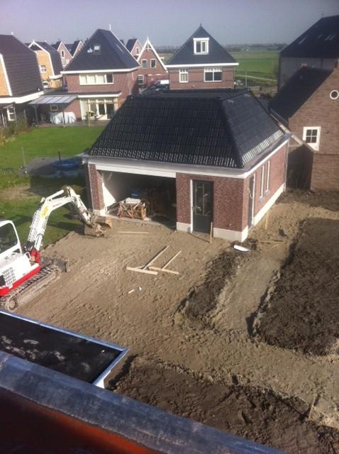 together with Kasten Op Maat likewise Vrijstaande Garage Gezien Vanaf Dak Notariswoning additionally Middenboom Design Trap besides Exclusief Tuinpaviljoen. on de stijl